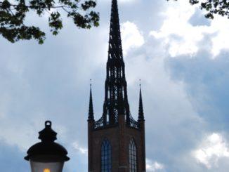 Sweden, Stockholm – spire, 2011