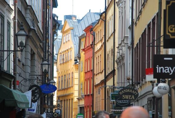 Svezia Stoccolma