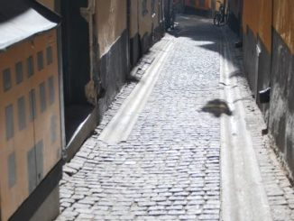 The Old Part of Stockholm