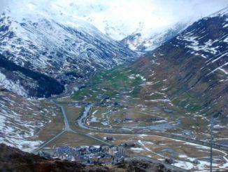 Dal Glacier Express