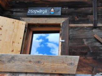 Switzerland, Zermatt – small blue sky, May 2012