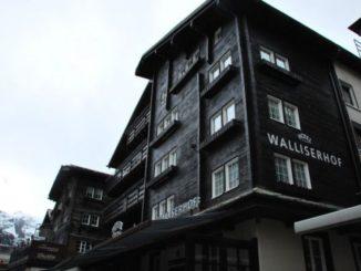 伝統家屋を改造したホテル