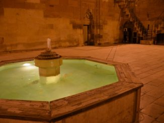 Turkey, Cappadocia – fountain, Aug.2012