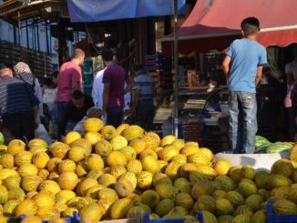 Turkey, Konya – market, Aug.2012