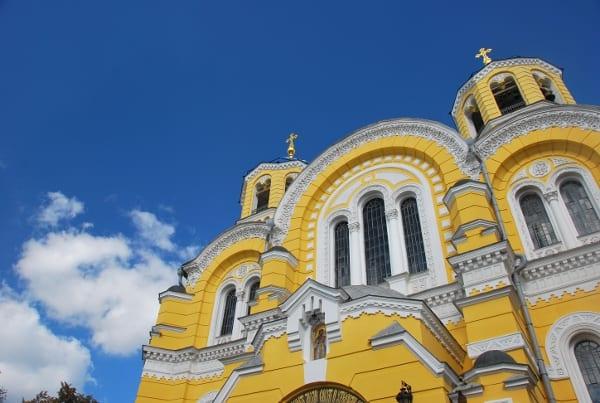 ウクライナ- キエフ