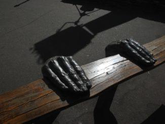 Ukraine, Kiev – hands, 2011