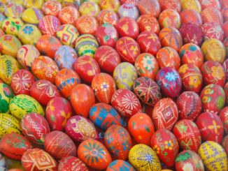 Eggs in Ukraine