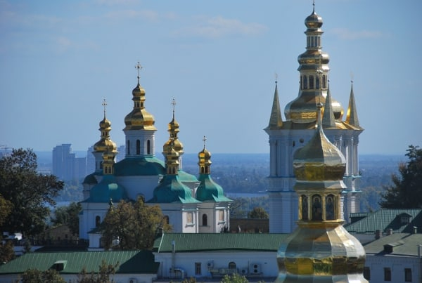 Cave Monastery in Kiev