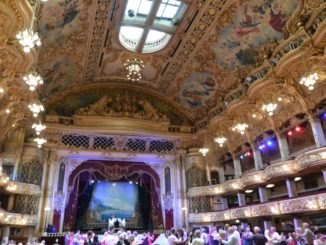 Gorgeous ballroom