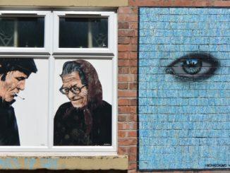 town – mural 3, May 2016