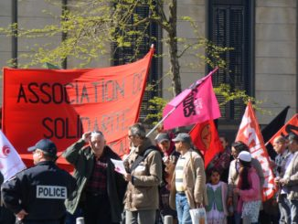 May Day is a serious matter