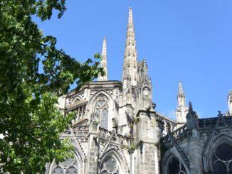 Francia Bordeaux e vicinanza