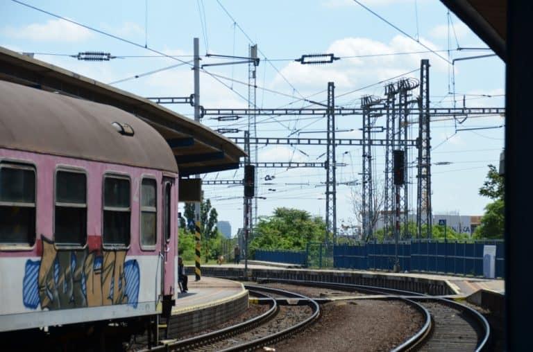 Viaggio in treno in Slovacchia