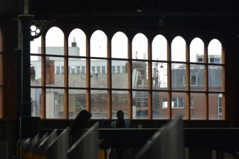 Finestre della stazione