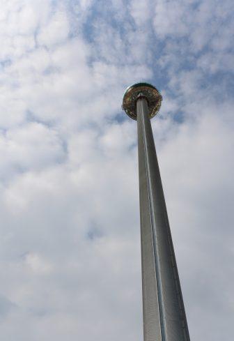 ブライトンのBritish Airways i360 Viewing Tower