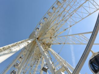 beach – Ferris wheel, May 2016