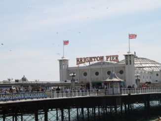 beach – Brighton Pier, May 2016