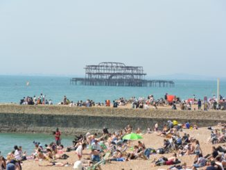 beach – West Pier, May 2016