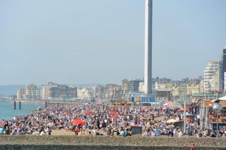 Inghilterra Brighton