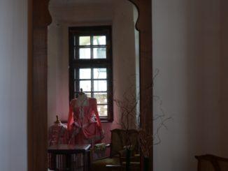 Cerveny Kamen Castle – in the mirror, May2016