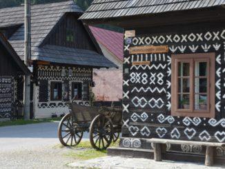 Slovakia Cicmany