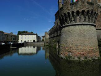 Il castello in città, Rocca San Vitale a Fontanellato