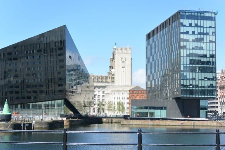 Liverpool for the first time