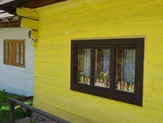 yellow house, May2016