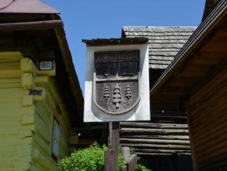 village sign, May2016