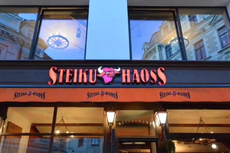 Steiku Haoss