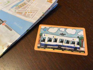 bus ticket, July2016