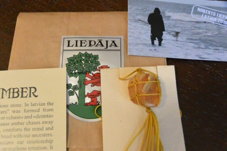 market – amber story, July2016 (Riga)