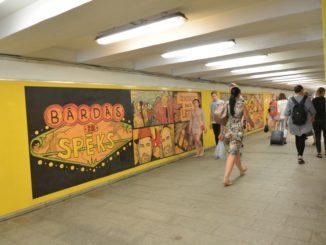 town – subway, July2016