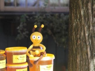 market – honey, July2016