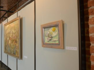 St.Peter's Church – exhibition, July 2016