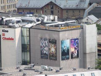 St.Peter's Church – cinema, July 2016