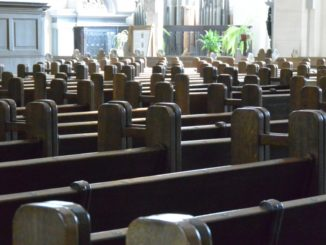 cathedral – benches, July 2016