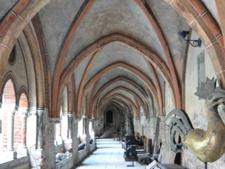 cathedral – cloister, July 2016