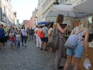 ポーランド、グダニスク-Gdanski Bowke レストラン、内装 2016年8月
