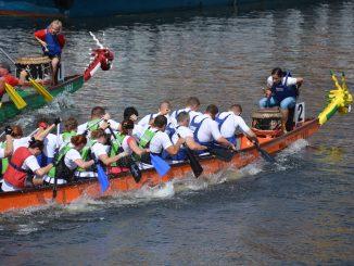 Poland, Gdansk - boat race3, Aug.2016