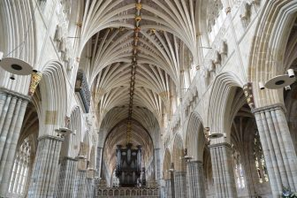 La Catedral de Exeter