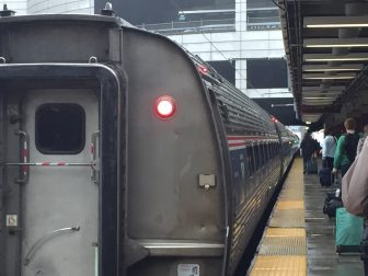 A New York in treno con l'Amtrak