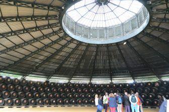 へレス・デ・ラ・フロンテーラ-駅の構内 2016年11月