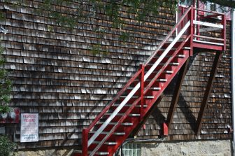 Rockport – small red house, Oct.2016