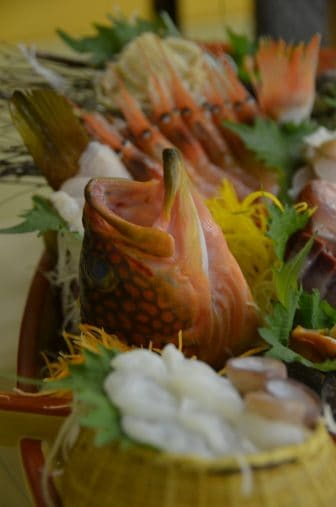 tasty foods from rich local foodstuffs