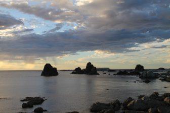 Japan, Sado Island