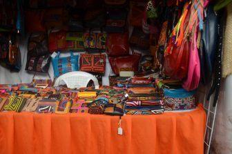 enjoyed the market in Usaquen