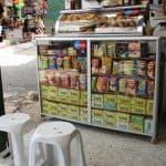 Bogota in Colombia negozio