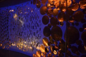 the Gold Museum in Bogota