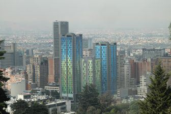situation in Bogota